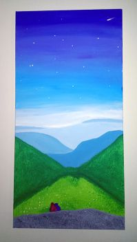 Happyplace - Showshoe, WV by Life-Inspired-Artist