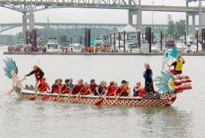 Dragon Boats by SwirlZ