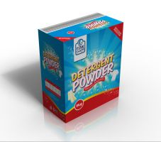 Metro Fine Dreaming Detergent Powder by Designbolts