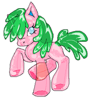 Balloon Pony adopt by Mashi-Adopts
