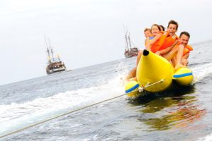 Banana Boat by PictureOfIndonesia