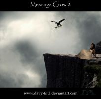 message crow 2 by davy-filth