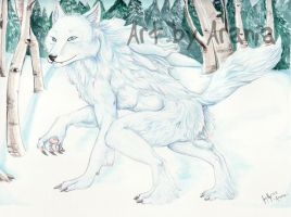 Spirit of Winter by arania
