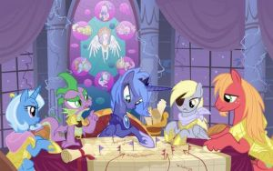 The Preparation Of MLP season 5 by Ace8986