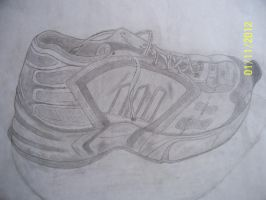 A shoe by annieheart12