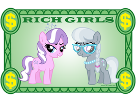 Rich Girls by Tim-Kangaroo