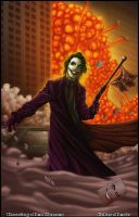 The Joker by diabolumberto