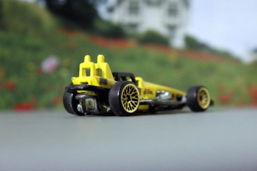 Micro racer by thejedivind