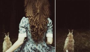 alice in wonderland...  ... by laura-makabresku