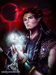 The Curse of Feanor - The Silmarillion by LadyLoth
