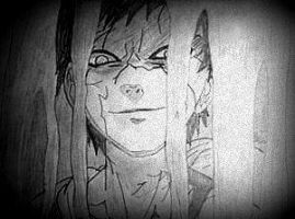 Gaara of the Sand by PsychicNomad
