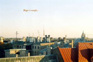 riga my home by kateTHEspecial