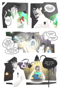 Anacrine complex Page 74 by LightlyBow