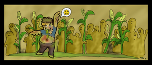 Corn. L4D Series by SummerTragedy
