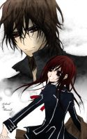 Vampire Knight Manga Color by Shannah67