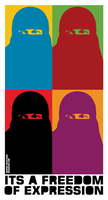 Freedom of Expression by graphic-resistance