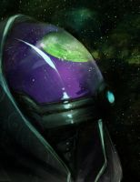 Tali Speedpaint by pu