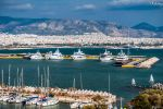 in the harbour of Pireus by Rikitza