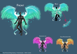 AION - Contest - Wing Desing by Haru-Shonta