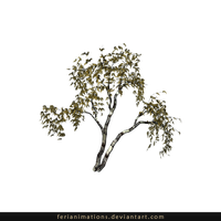 Tree stock by FeriAnimations