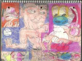 The Ren and Stimpy Show 1 by RozStaw57