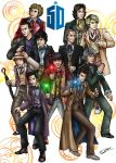 Doctor Who 50th anniversary by taresh