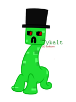 Creeper OC - Tybalt by Vudoovu