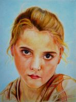 Bouguereau Portrait by PMucks