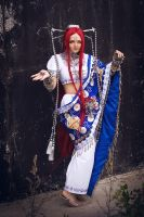 Trinity Blood: Crusnik 04 by auntLilith