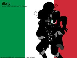 Request - APH - iPod Italy by Didi-hime