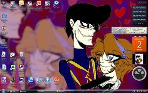Smexy Desktop XD by jocund-slumber
