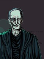The Sith Lords - no. 4: Darth Sidious by Dragonbaze