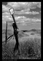 Lone Sign by ShanKnow