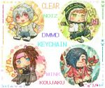 DMMD-Key chain by thanyawan