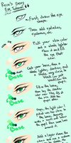 Rein's Sexy Eye Tutorial by REcilince