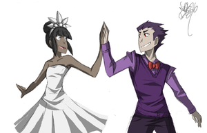 CBNS: DAY10 - Prom dance by 123soleil