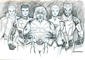 Current LoSH sketch by guinnessyde