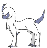 contest absol by foxflaim