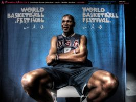 Kevin Durant by powerspiders