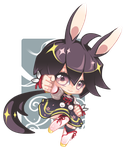 Ceres Bunny Chan by MuEnLi