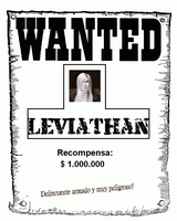 Wanted Leviathan by mafiaCO