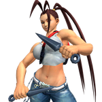 Street Fighter - Ibuki by CaliburWarrior