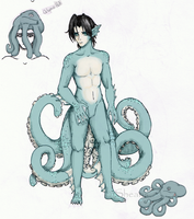 Octopus Man by Anime-Tenshi22