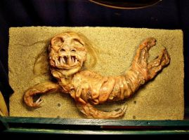 Fiji Mermaid by InnsmouthFishwife