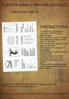 Book of Shadows Booklet 02 by Sandgroan