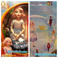 Oz The Great And Powerful China Girl Doll!! :D by BeautifulHusky