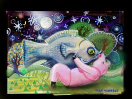 Pig and Crappie FOREPLAY by hyronomous