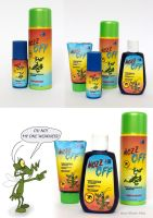 Mozz Off Mosquito repellent by raggyrabbit94