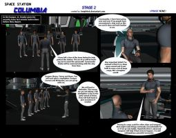Space Station Columbia - Stage 2  - page 3 by KnightTek