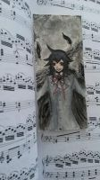 Pandora Hearts' bookmarks: Leo Baskerville by Ibizase80